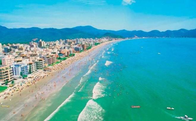 песчаные пляжи Португалии