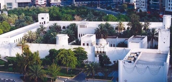 Дворец Каср аль-Хосн - Абу-Даби