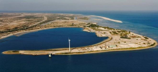 Остров Сир Бани-Яс - Абу-Даби