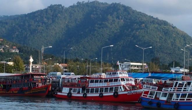 Острова Тайланда - Самуи