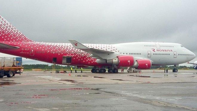 боинг 747-400 россия