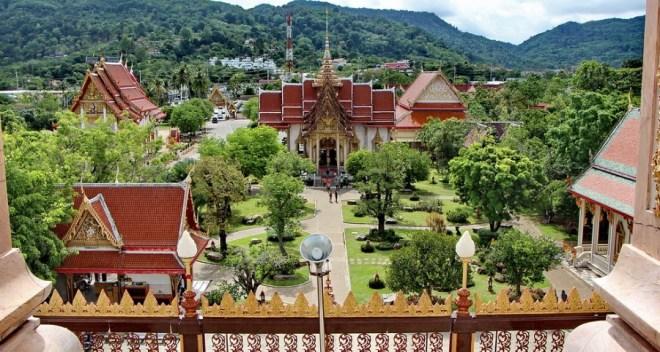 Храм Ват Чалонг (Wat Chalong)