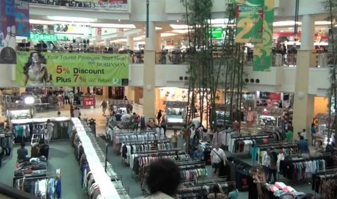 Пхукет торговый центр на патонге