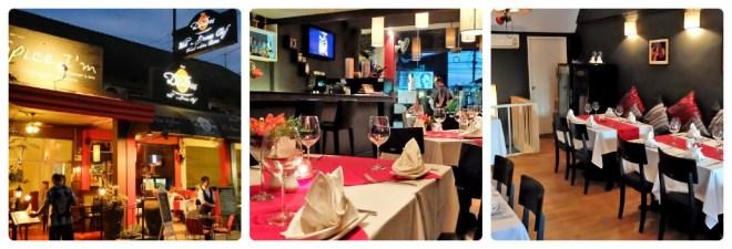 Ресторан Dedos phuket