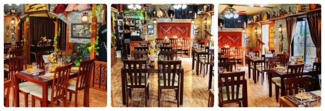 Ресторан Джорджия Пхукет