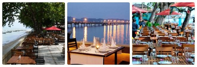 Ресторан Кan Eang @ Pier