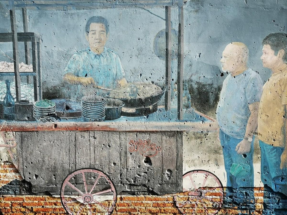 Street Art Songkhla