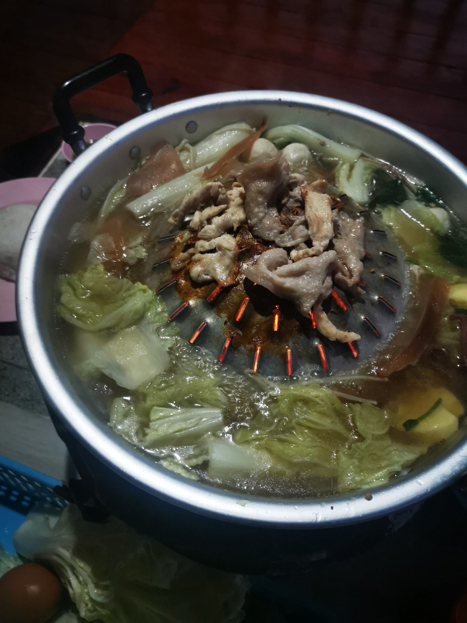 Hot Pot Mae Klang Luang