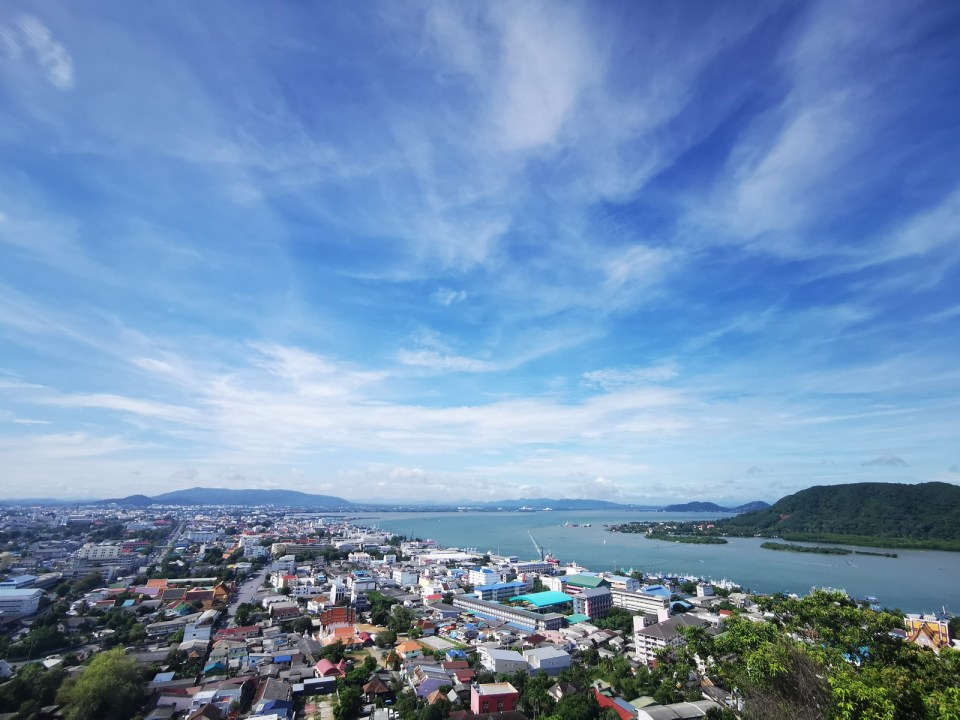 Panorama of Songkhla