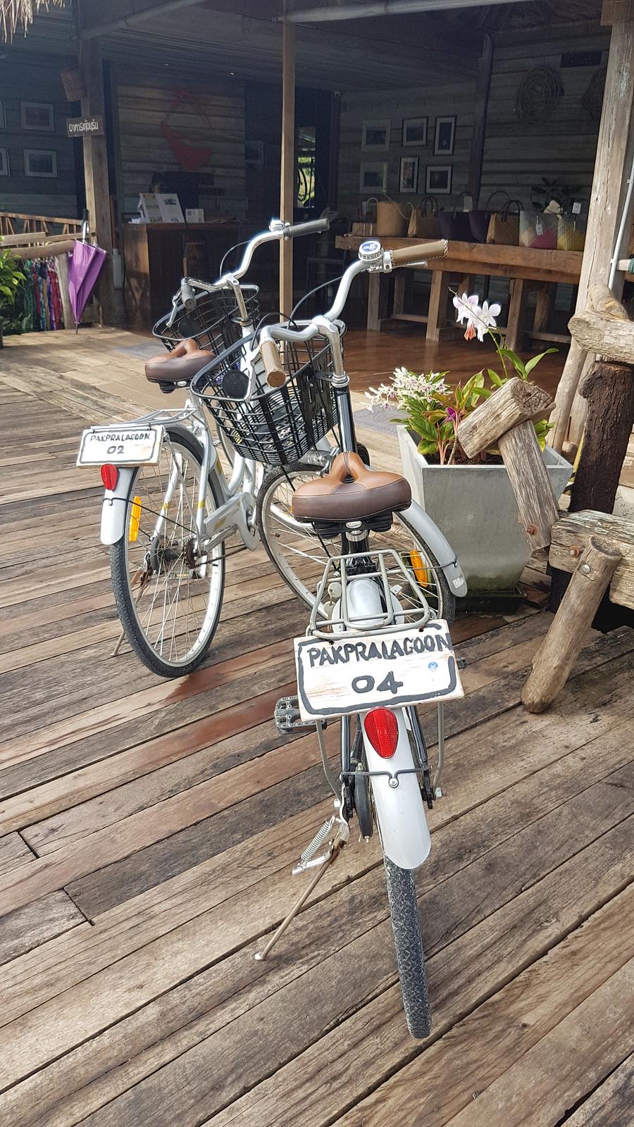 Bike in Talee Noi