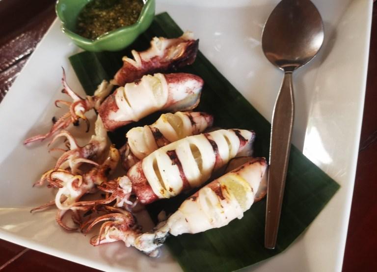 Seafood on Koh Klang