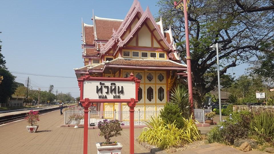 Royal Pavilion Hua Hin