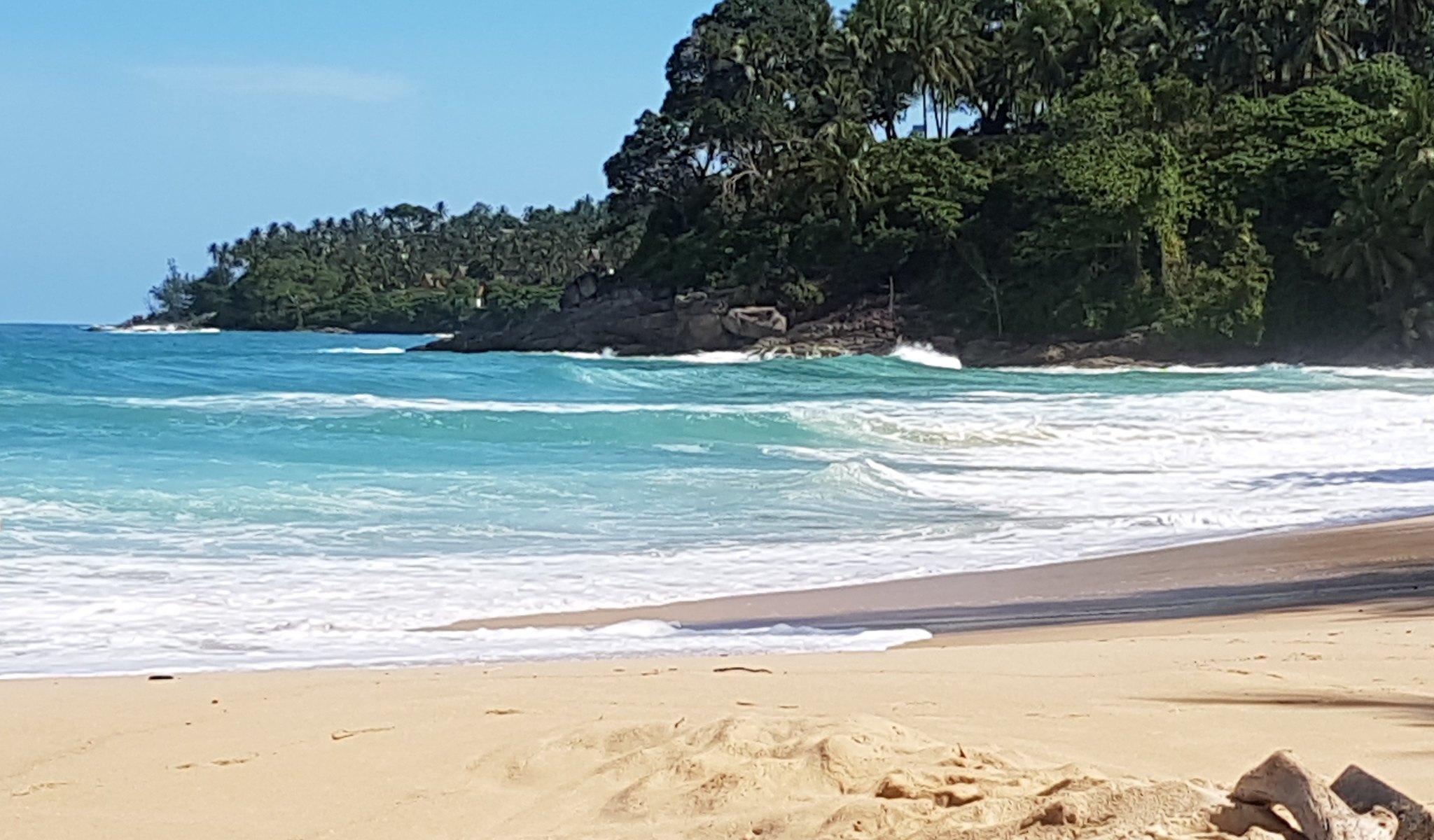 A beach in Phuket Island