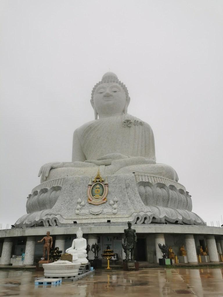 Phuket Big White Buddha