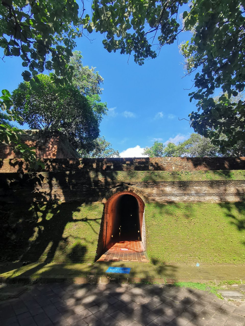 The Tunnel Temple