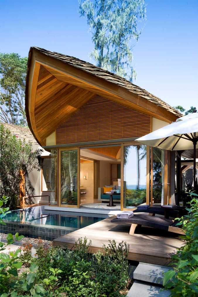 1000 One Bedroom Pool Villa Ocean Front II
