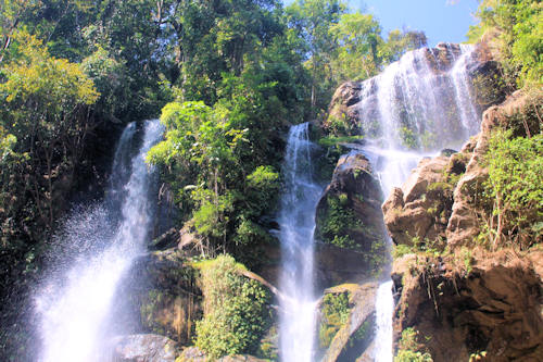 500 - Wasserfall