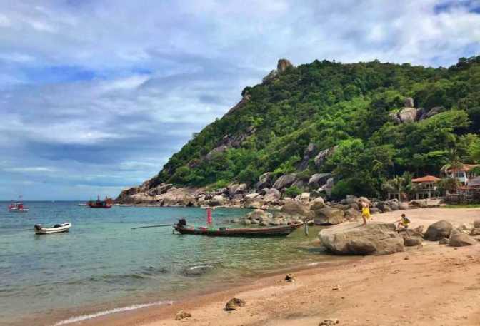 770 - Koh Tao allgemein - Tanote Bay 2