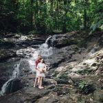 Waterfall Wedding Thailand