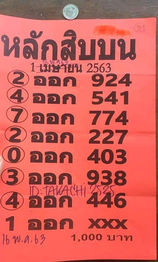 Lotto 16.05 20