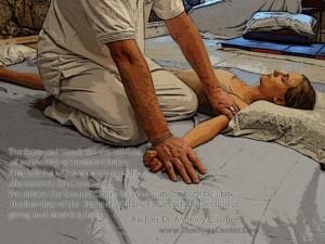 Thai Yoga Therapeutic Day Treatment Protocols Work