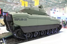 Next Generation Armored Vehicles