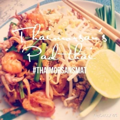 Pad Thai - det enda receptet du behöver!