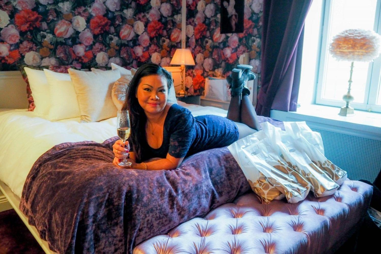 Beautyevent i Suite Belle på Hotel Pigalle