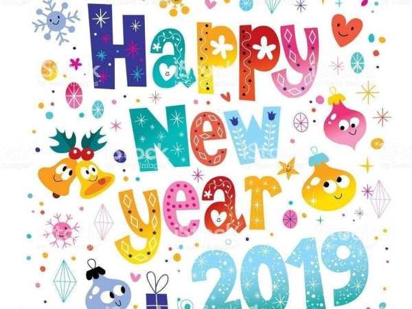 Gott nytt år 2019