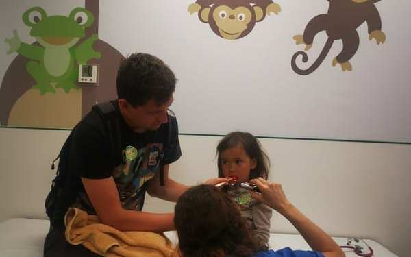 Remiss på sjukhus på Gran Canaria