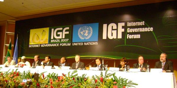 การประชุมอินเทอร์เน็ตภิบาลปี 2007