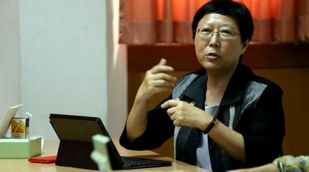 รศ.จันทจิรา เอี่ยมมยุรา อาจารย์ประจำคณะนิติศาสตร์ มหาวิทยาลัยธรรมศาสตร์ ผู้ร่วมเสวนา