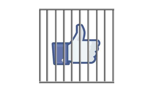 ออกหมายจับผู้กดไลก์รูปภาพในเฟซบุ๊กที่มีเนื้อหาเป็นการดูหมิ่นสถาบันฯ (10 ธ.ค.58)