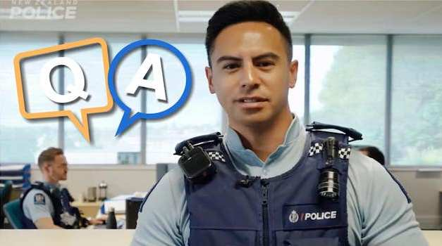 Q&A นายตำรวจ Charlie Laumatia เกี่ยวกับช่วง NZ Lockdown