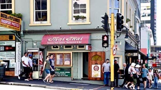 ไวรัสทำพิษร้านอาหารไทยที่มีชื่อเสียงใน Auckland