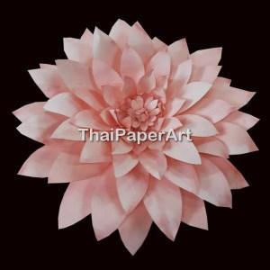 ดอกไม้กระดาษ พวงหรีด