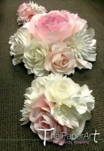 ดอกไม้กระดาษ ฉากงานแต่ง อีเว้นท์