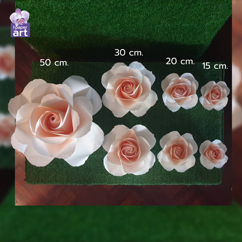 ดอกไม้กระดาษ ฉาก
