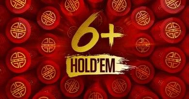 6+ Hold'em (Short Deck Hold'em)
