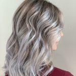 Highlight & haircut by hair stylist, Lumi Watts