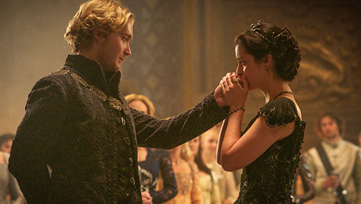 Rei Francis e Mary Stuart