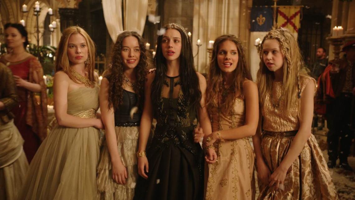 Mary e suas quatro amigas