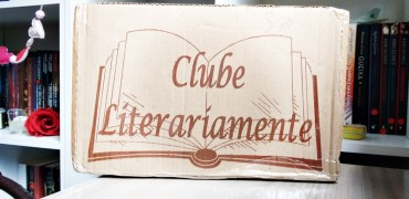 Unboxing: Mystery Box Clube Literariamente