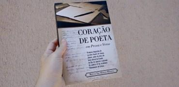 Coração de Poeta em Prosa e Verso de Marcos São Mateus Mônaco