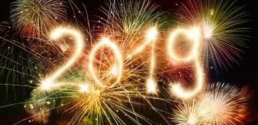 Adeus 2018! Pode vir 2019…