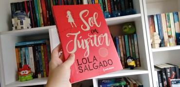 Sol em Júpiter de Lola Salgado