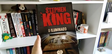 O Iluminado de Stephen King