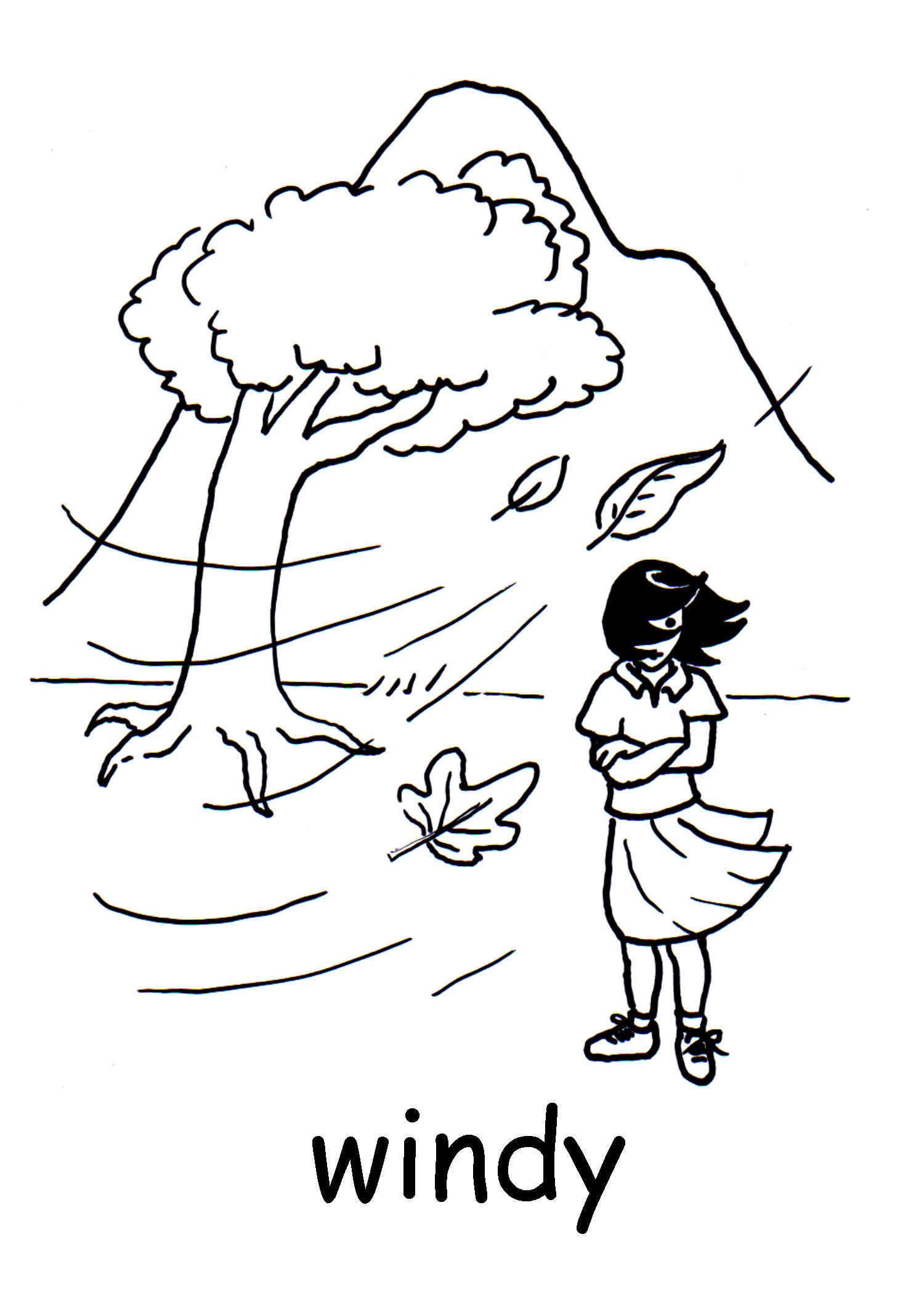 Wind Vocabulary Worksheet