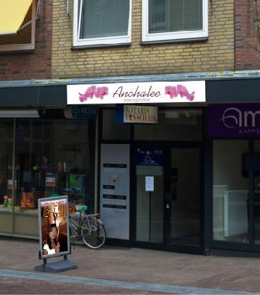 Anchalee Thaise Massagesalon in Bemmel