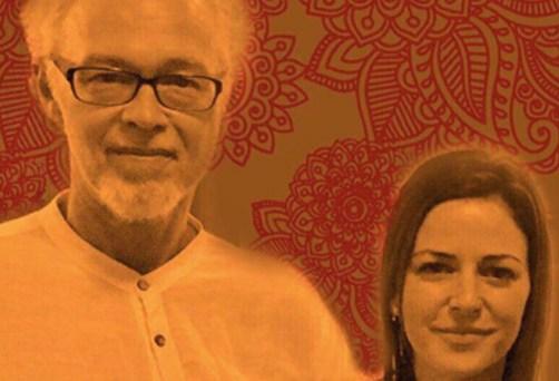 KIRTAN com Helena Rosenthal e Sergio Gonzales